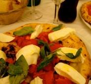 As good as it looked. At La Gorizia