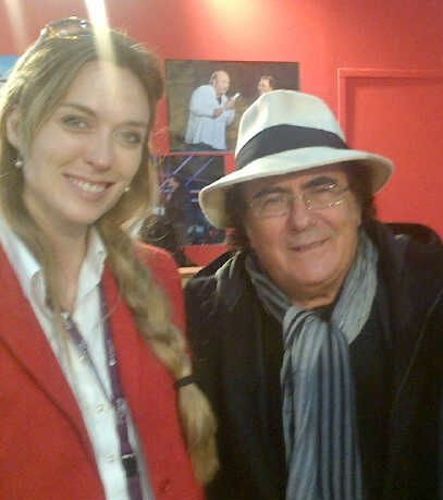 Do any Americans know who this is? (Al Bano)