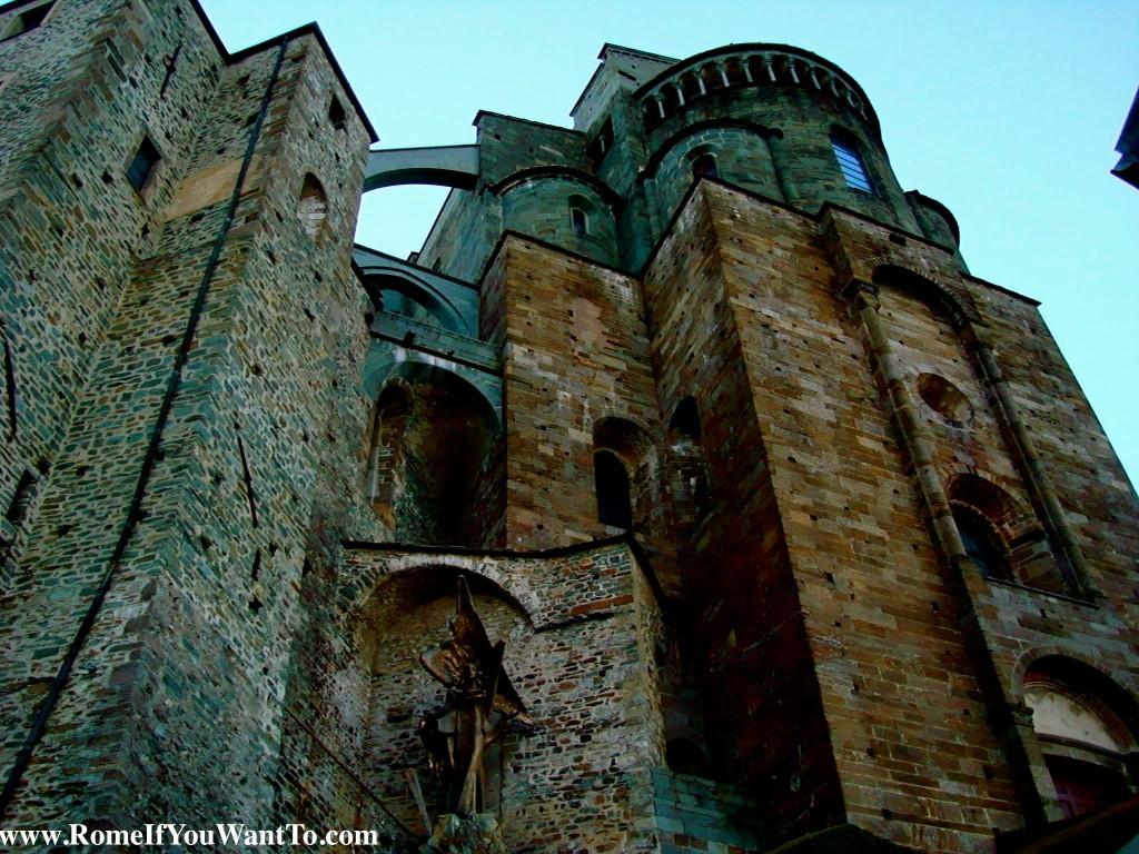Hogwarts Sacra di San Michele