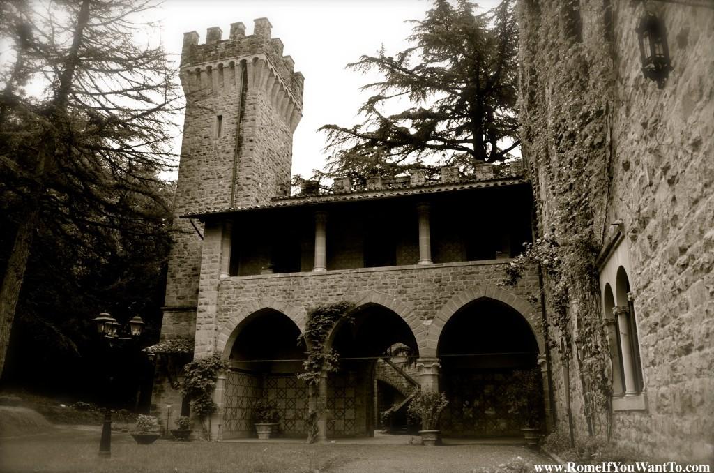 Castello Oscano