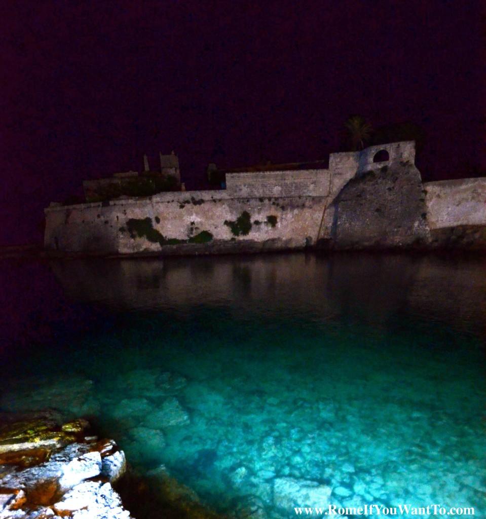 Abbey of Santo Stefano, Still by Night