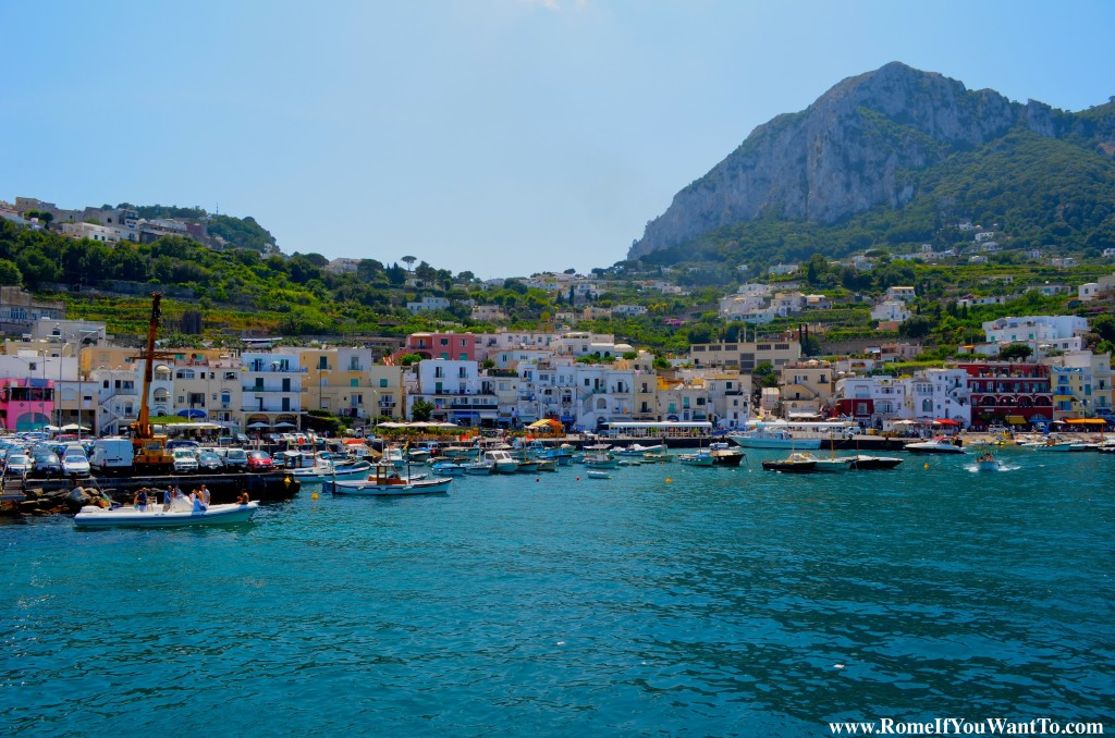Image gallery isle of capri italy for Isle of capri tours