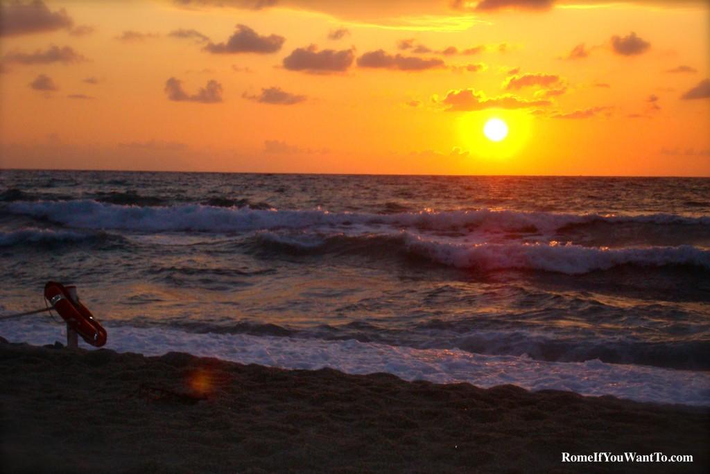 Calabria Sunset 2