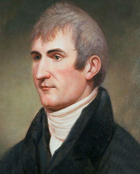 Meriweather Lewis, 1774-1809.