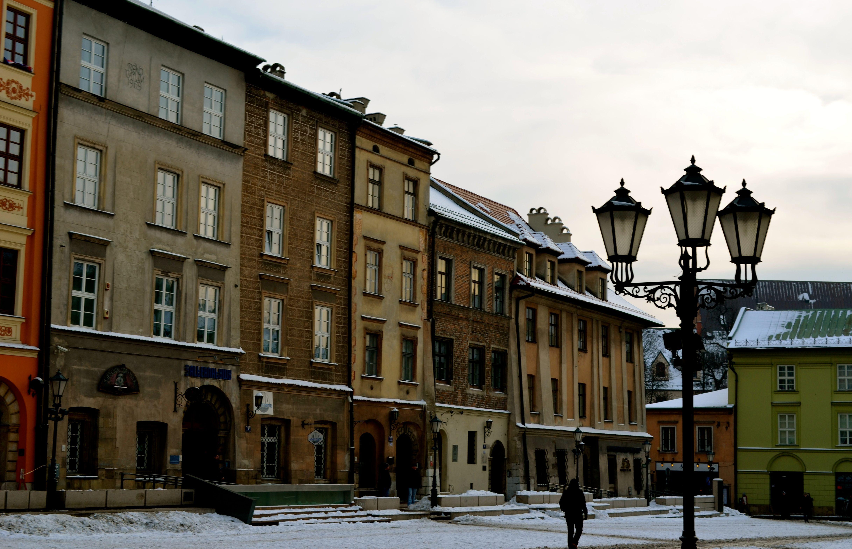 Easy, Freezy, Weekend in Krakow