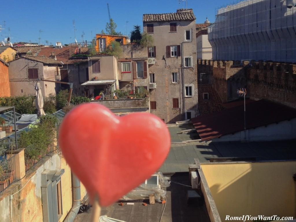 Rome Valentine's Day