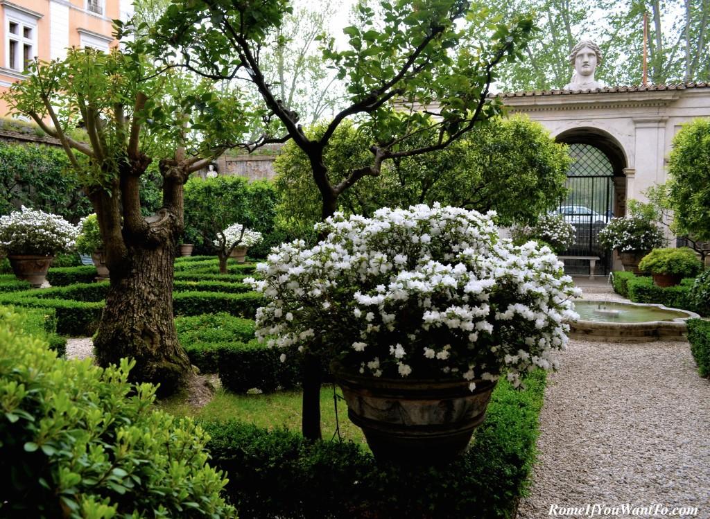 Palazzo Sacchetti Rome Grande Bellezza Great Beauty