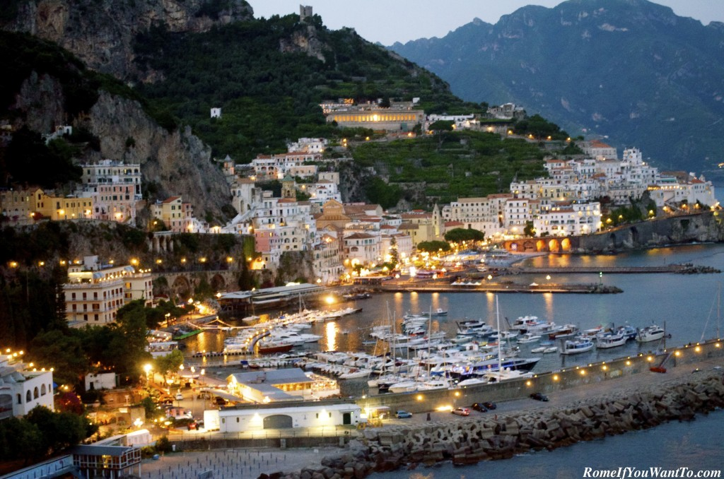 Is This The Best Time Of Day For An Amalfi Coast View