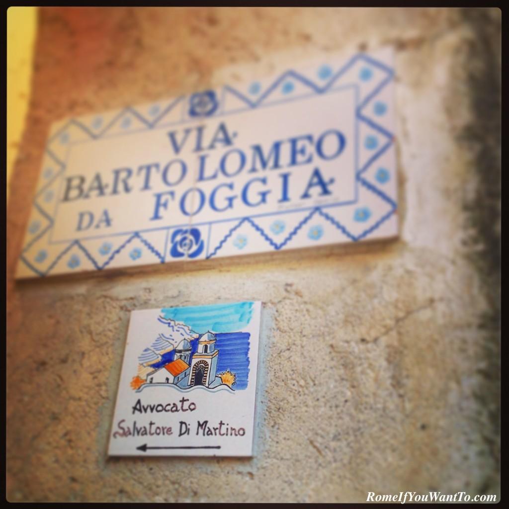 Ravello Amalfi Coast