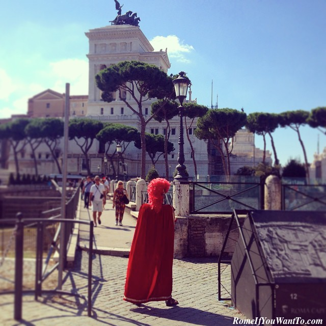 Rome - Roman Gladiator