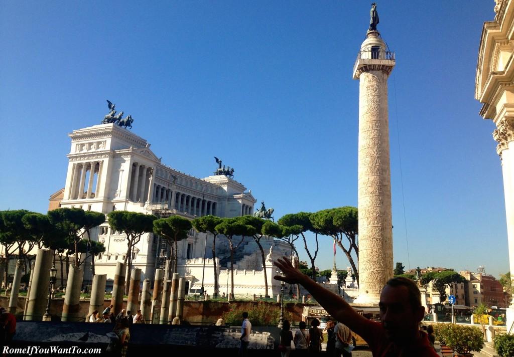 Rome Pizza Tour Piazza Venezia