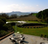 Roccafiore Resort and Spa, Todi, Umbria, Italy