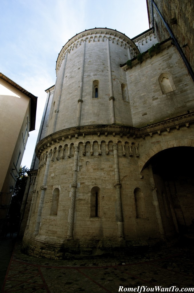 Todi Cathedral, Umbria, Italy