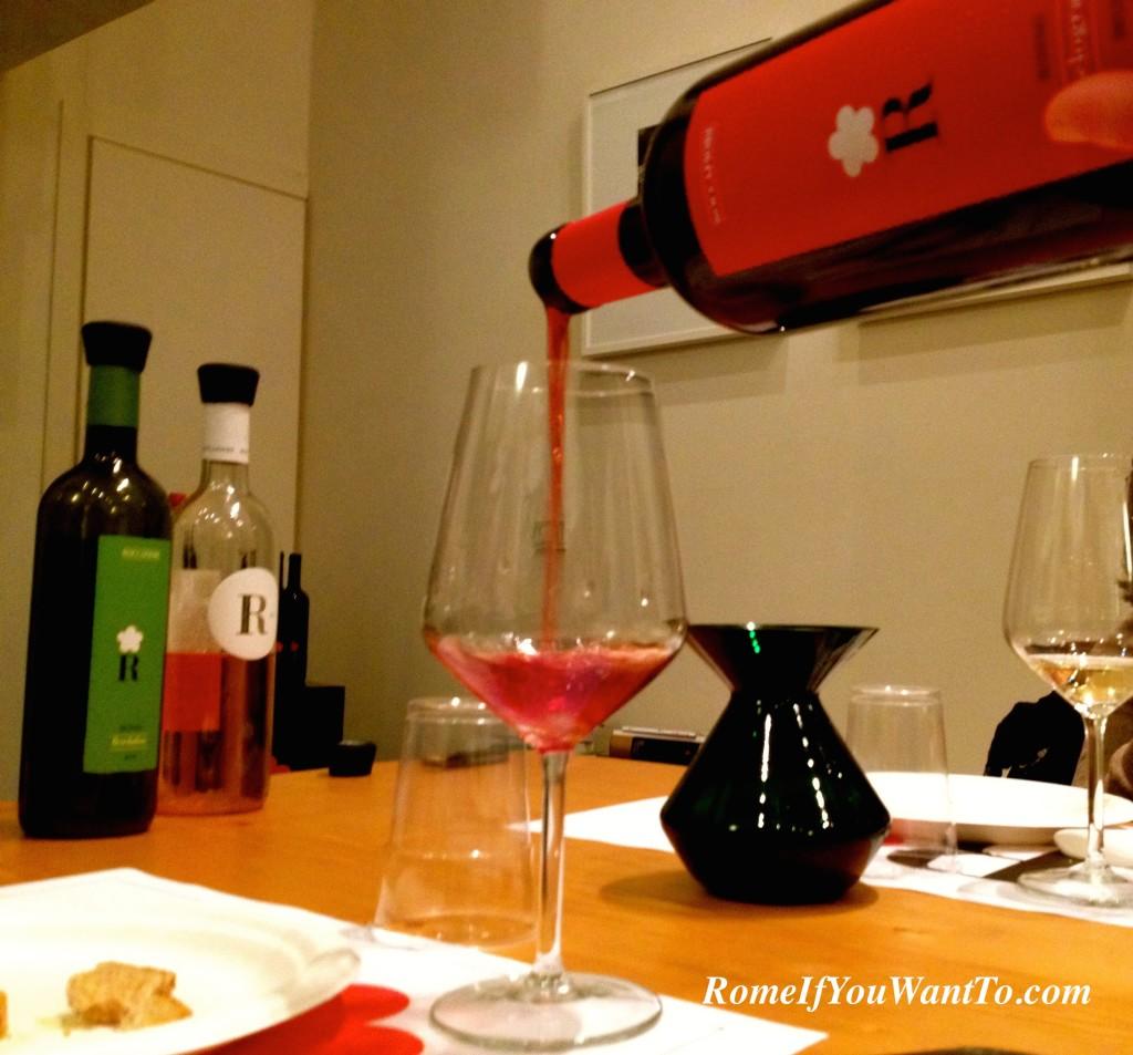 Roccafiore Wine-tasting, Todi, Umbria, Italy