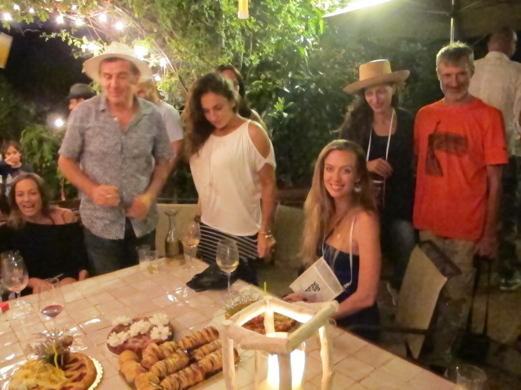 Birthday at Il Fontanaro, Umbria