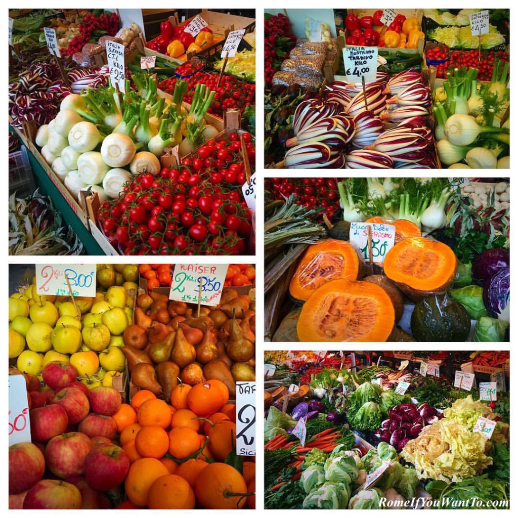 Cook in Venice rialto market venice